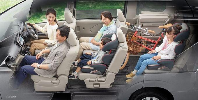 日産 セレナ NISSAN SERENA nissan serena Nissan シートアレンジ カーゴモード