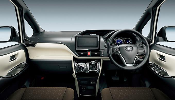 R30G/W型トヨタ ノアのグレード別内装・収納・シートアレンジをご紹介! G インテリア オプション