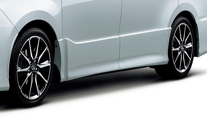 トヨタ ノアのサイズはどれ位?車体・室内・荷室・タイヤサイズをご紹介! タイヤサイズ