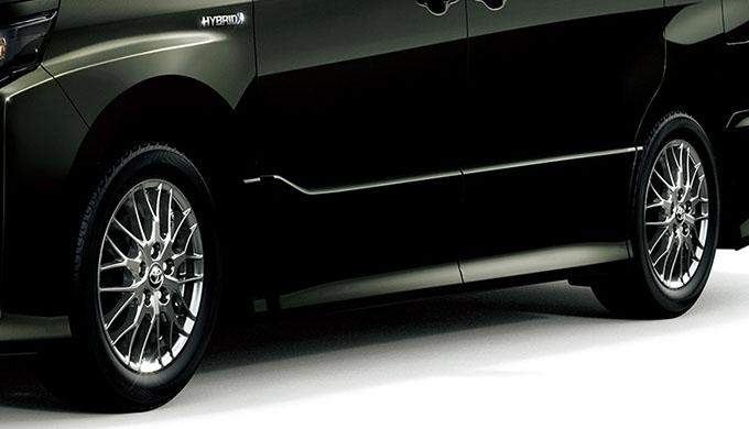 タイヤやホイールの規格の意味教えます!3代目R80G/W型トヨタ ヴォクシーのタイヤとホイールサイズまとめました!
